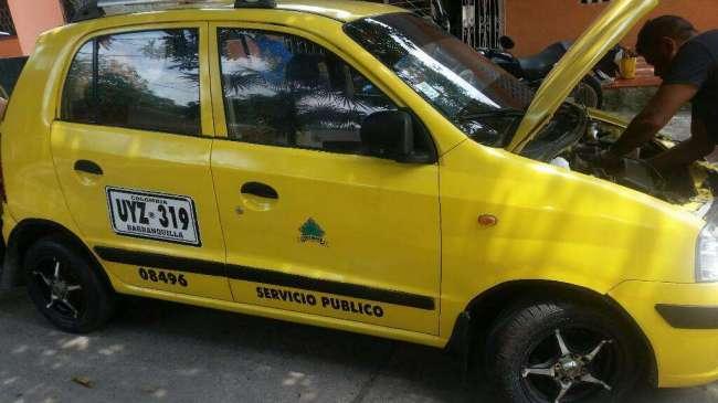 Taxi hyundai atoz