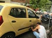 Vendo taxi hyundai i10, contactarse.