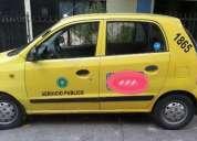 Vendo taxi hiunday atos 2007, contactarse.