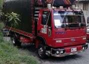 Oportunidad!. vencanbio camión ford cargo 815