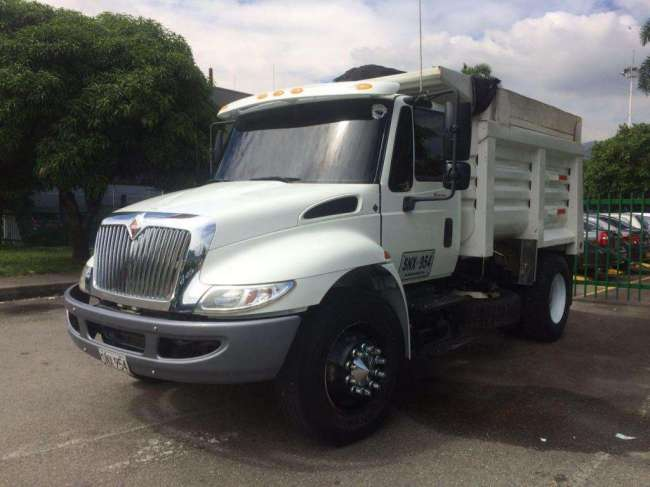 INTERNATIONAL VOLQUETA 4300 DURASTAR 4X2, CONTACTARSE.