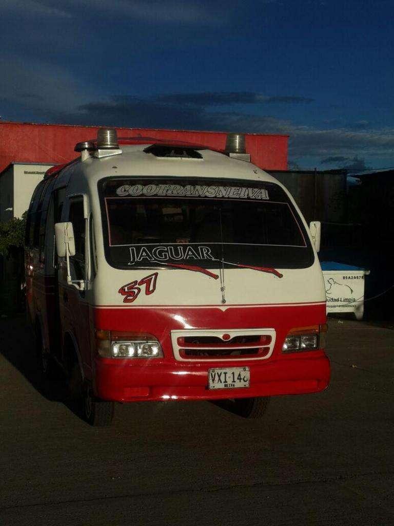 Se Vende o Permuta Buseta Colectivo Microbus