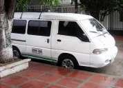 Vendo permuto hyundai h 100 modelo 98