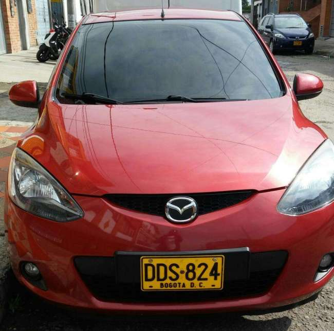 Vendo O Permuto Excelente Mazda 2 2010