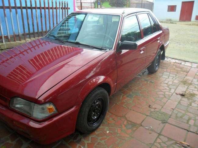 VENDO MAZDA 323 MODELO 1992, CONTACTARSE.