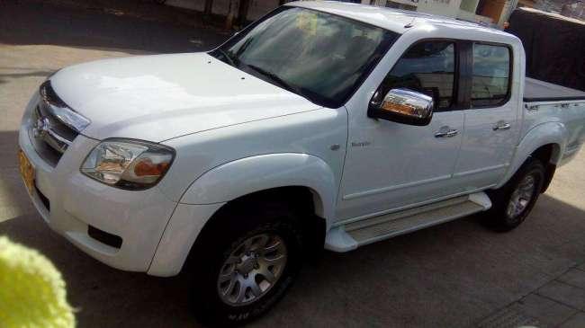 Lindo Mazda Bt 50 Todo Al Dia Llantas Nuevas