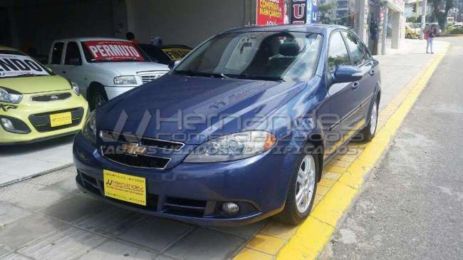 Chevrolet Optra 1.6 Advance 2009, Financio!