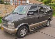 Van chevrolet astro ls 2002 superconfortable y segura