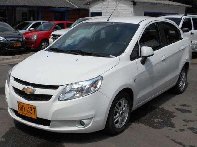 CI AUTOMILENIO Chevrolet Sail Ltz 1.4, Contactarse.