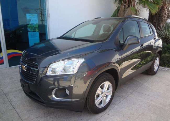 Chevrolet Tracker Ls At 2017 0kms, Aprovecha ya!.