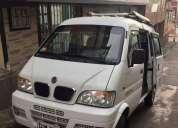 Excelente camioneta dfm blanca 6 pasajeros