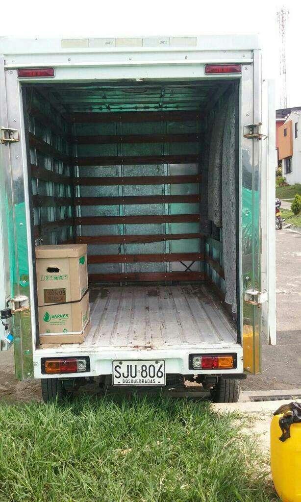 Oportunidad!. Camioneta Furgon