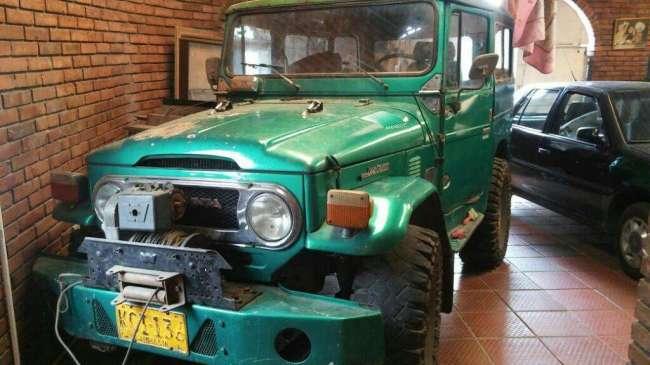 Excelente Toyota Modelo 78 Corto Exelentw Estado