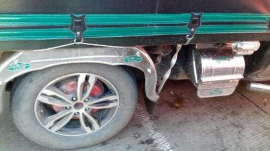 Linda Camioneta Estacas