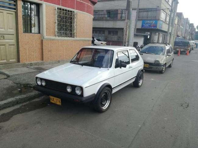 Excelente Volkswagen Gti 1982