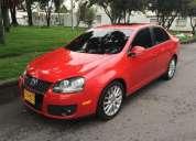 Volkswagen bora gli 2.0 t 2008 rojo 4 puertas, contactarse.