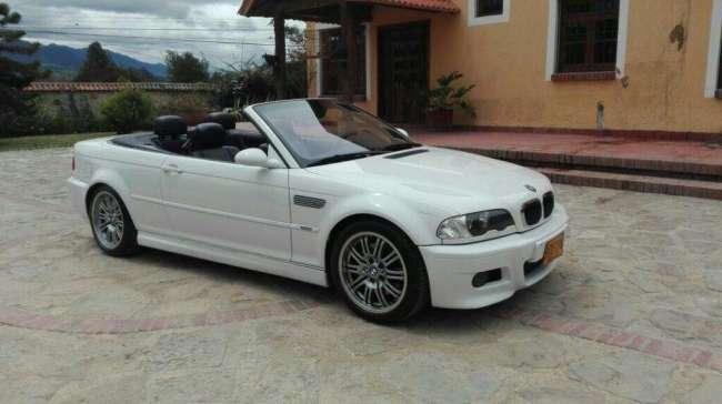 Vendo O Permuto Excelente Bmw M3 2002