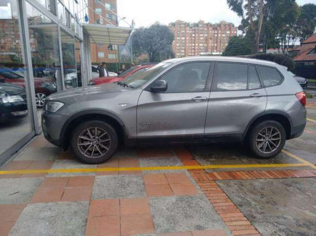 APROVECHA YA!. BMW X3 2014 con 33.000km, Como Nueva.