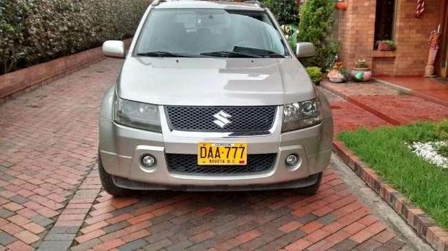 Excelente Camioneta Susuki Grand Vitara 2009 Autom