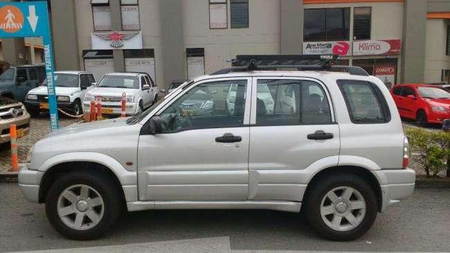 Grand Vitara 2.5 4x4 Automatica Modelo 2006