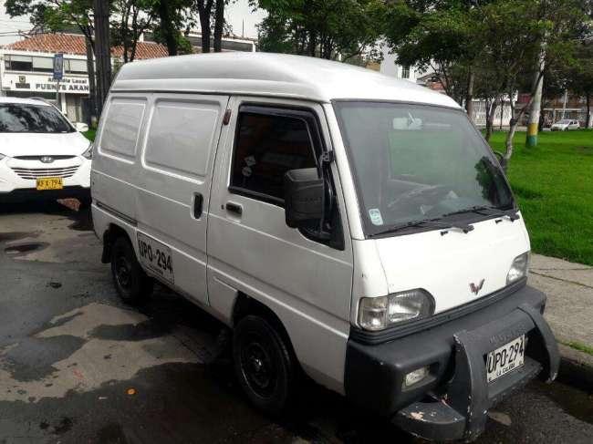 Excelente Van Tipo Carry Saic Willing Publica