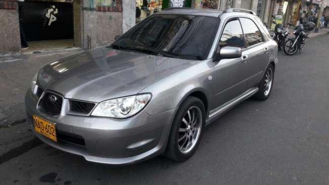 Excelente Subaru Impreza 2007 perfecto