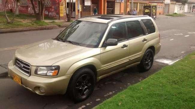 Subaru forester edicion especial XS, Buen estado.