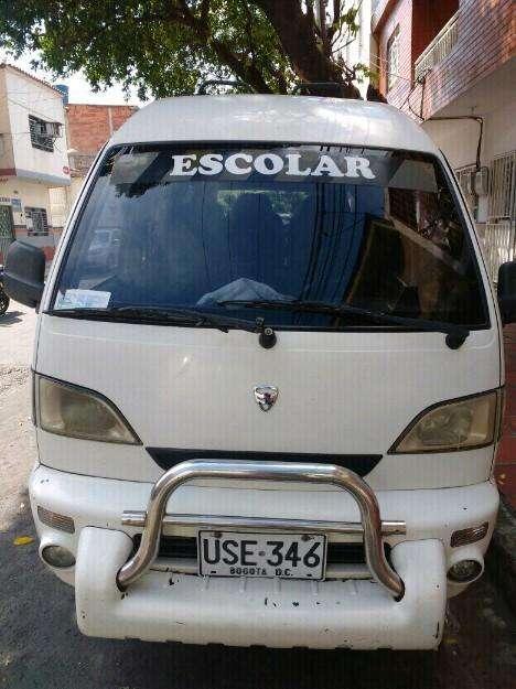 Excelente Camioneta transporte escolar