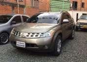 Nissan murano 2004 4x4 automatica
