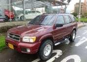 Nissan pathfinder superlux mt 3300cc fe 4x4
