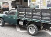 camioneta de estacas nissan d 21 modelo 2008