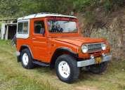 Se vende daihatsu f20, modelo 1981, contactarse.