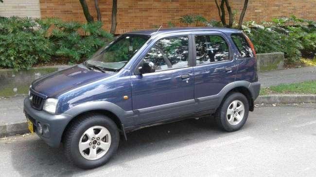 Daihatsu Terios 1998, Contactarse.