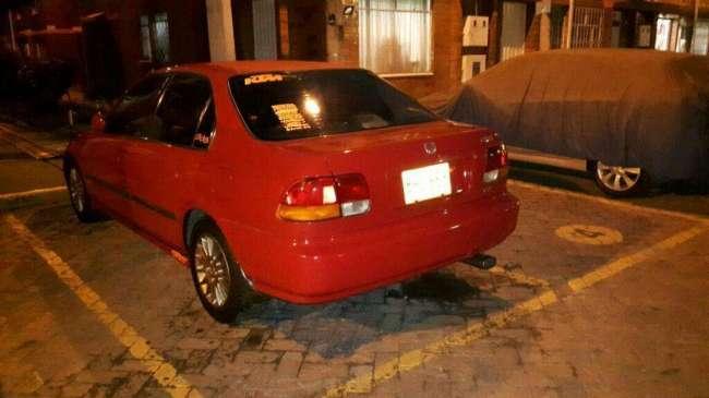 Excelente Honda civic 1996 importado