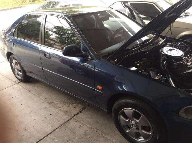 Vendo Excelente Honda Civic modelo 94