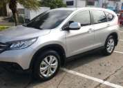 Linda honda crv ex lc at 2.4 2012