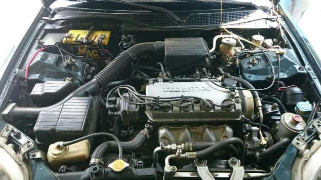 Hermoso Honda Civic con Aire.vidrios Eléctricos Idraulica