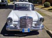 Lindo mercedes 190 clasico mod 1961.