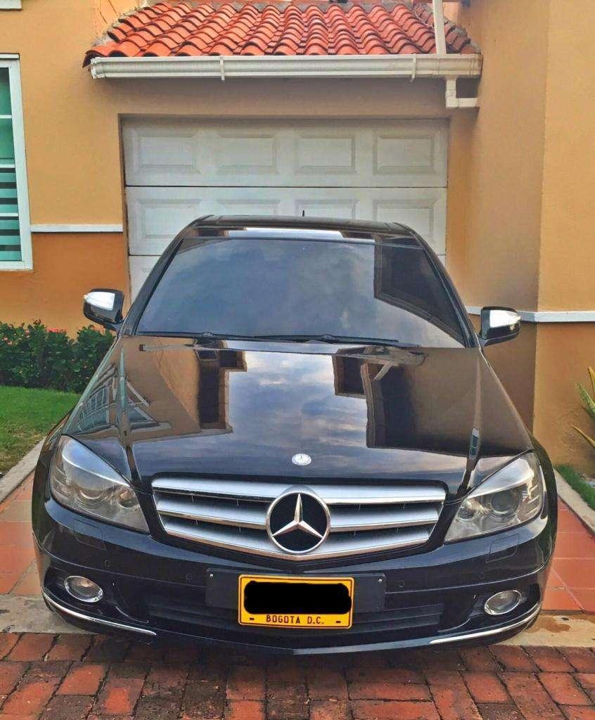 Vendo Excelente Mercedes Benz C 200 Kompressor