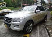 Oportunidad!. ml 250 cdi automatico 4x4 diesel