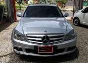 Mercedes benz c200k, contactarse.
