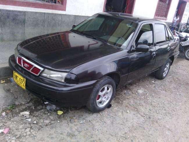 Excelente Daewoo Cielo Colombiano Fino Motor Y Caj