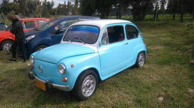 Excelente Fiat Topolino 750