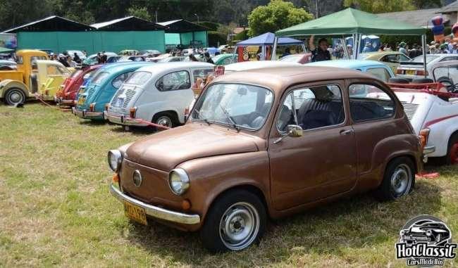 Venpermuto Hermoso  Fiat Topolino