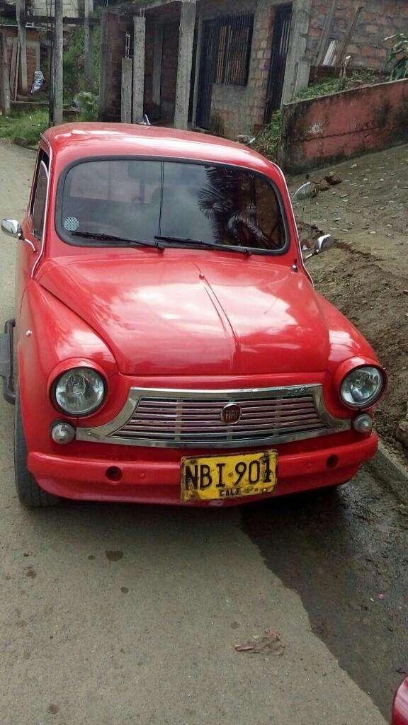 Vendo Fiat Topolino Modificado, Contactarse.