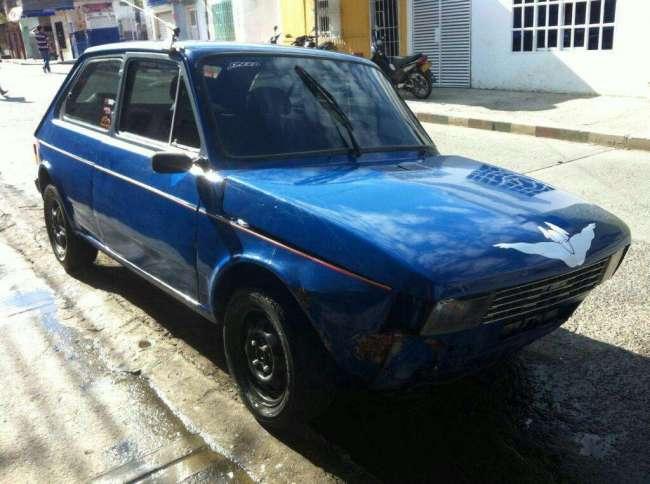 Se Vende Excelente Fiat 147 Gl 1982