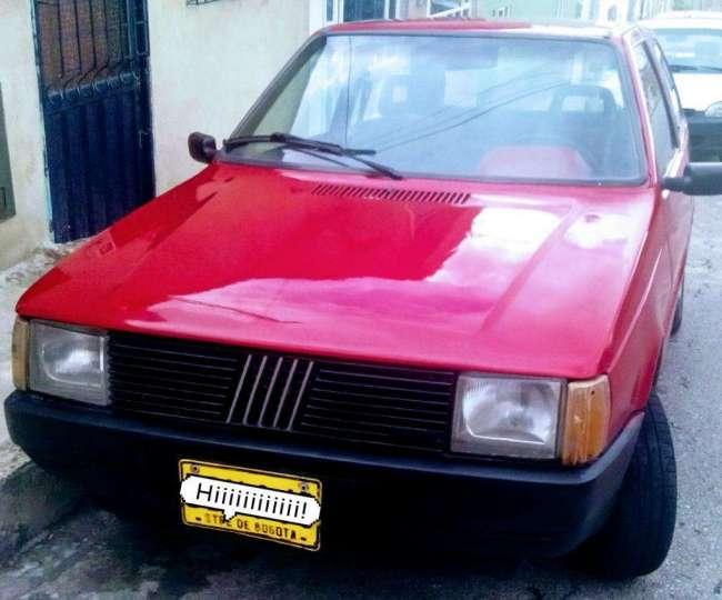 Excelente Fiat One