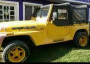 Excelente jeep wrangler