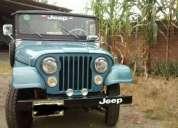 Excelente jeep willys cj excelentes condiciones