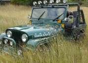 Excelente jeet wuillys modelo 1965 personalisado